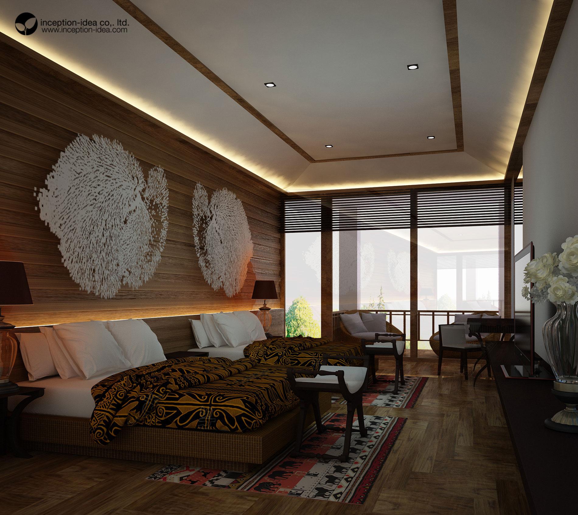 Inception Idea interior design