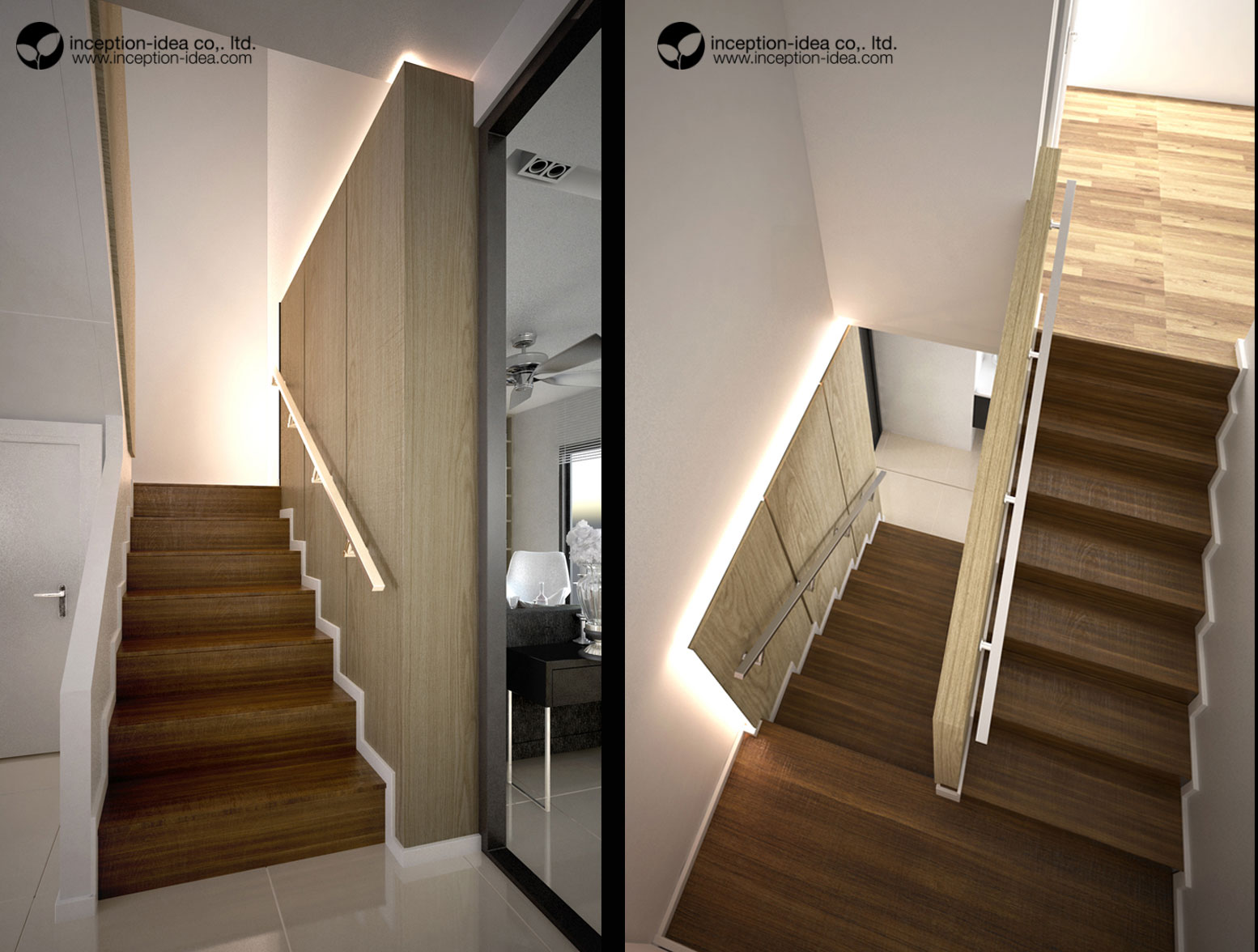 Inception Idea interior design