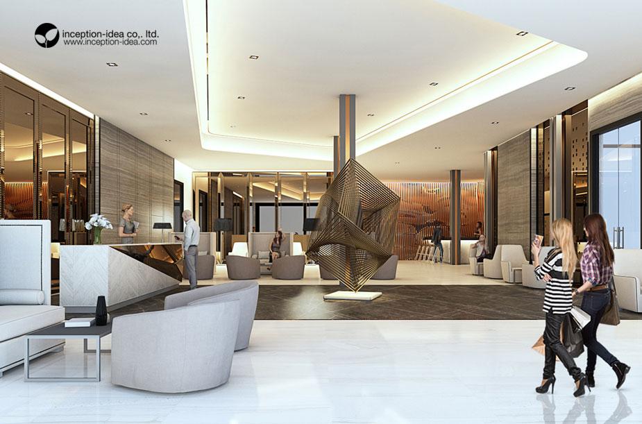 ออกแบบภายใน GOLD PLANET CASINO&RESORT ปอยเปต ประเทศ กัมพูชา