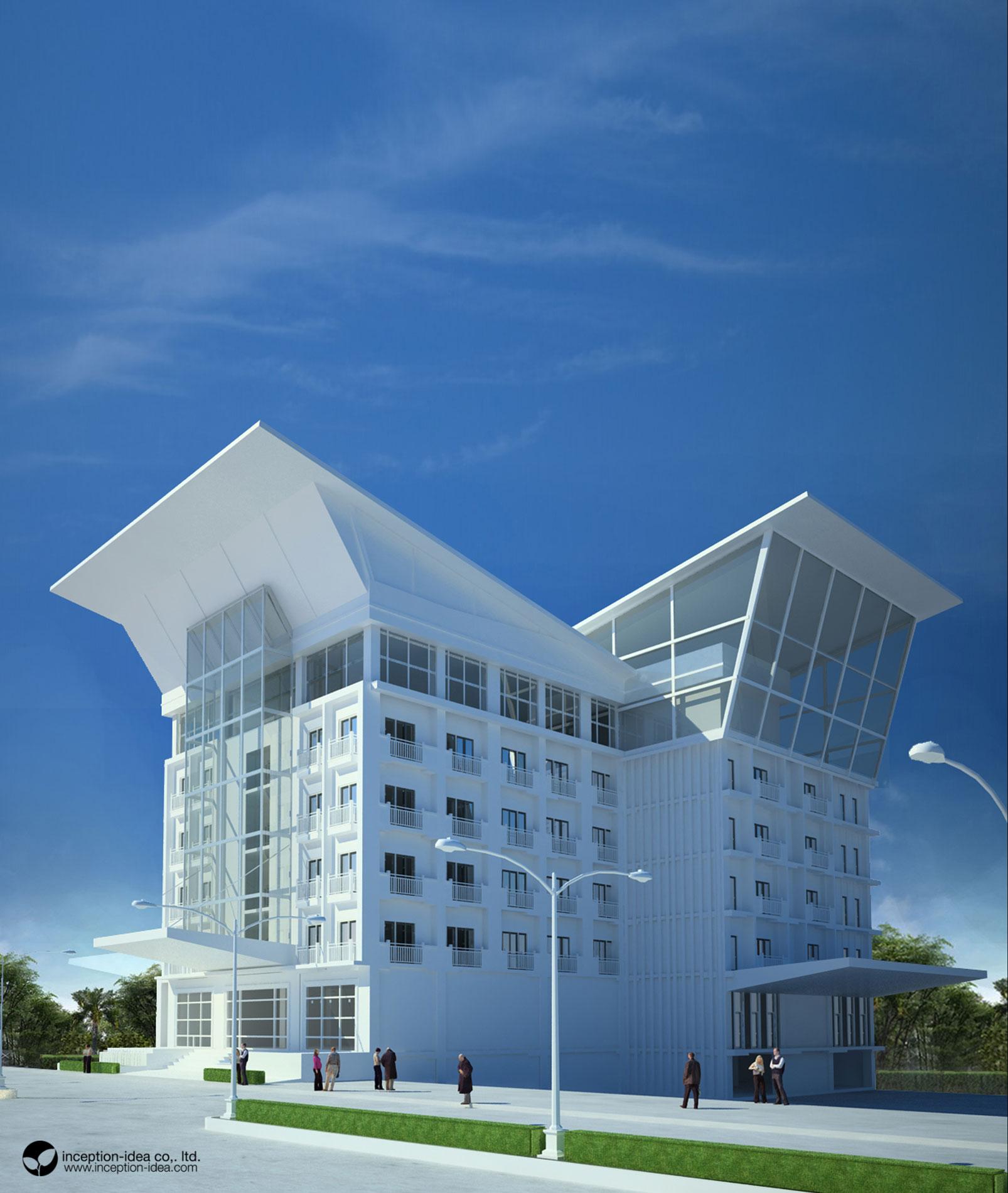 โครงการปรับปรุง Mirinda Apartment จำปาศักดิ์ ประเทศลาว